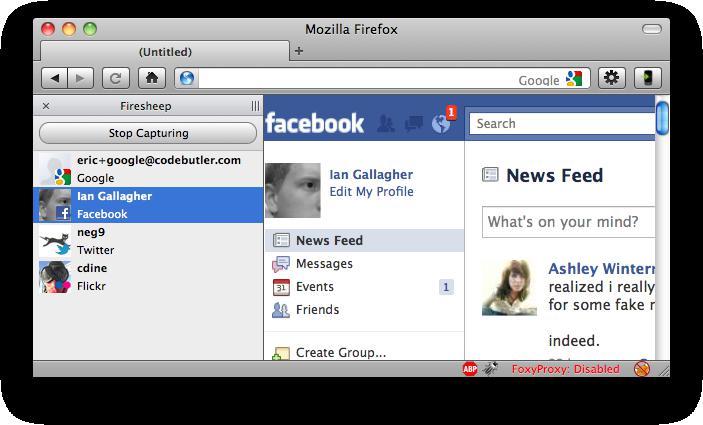 pirater une compte facebook