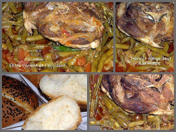 Haricot mange tout la viande paperblog - Haricot mange tout ...
