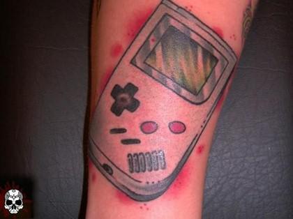 Le tatouage old school du jour