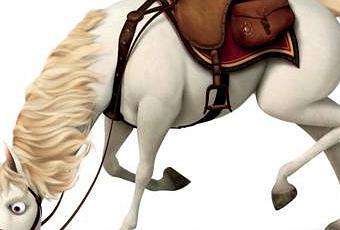 Raiponce un teaser maximus paperblog - Maximus cheval raiponce ...