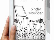 FnacBook Binder eReader, Sagem Wireless entre dans danse lecteurs livres numériques