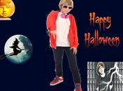 Justin Bieber Halloween look