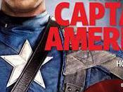 Première photo Chris Evans dans rôle Captain America