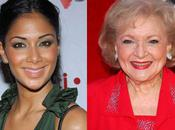 Nicole Scherzinger Betty White rejoignent Black