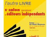 Dédicace salon éditeurs indépendants Paris