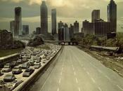 (Pilote Walking Dead série post-apocalyptique envahie zombies