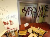L'image jour: Blocage dégradation Caen