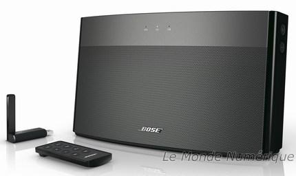 syst me audio sans fil bose soundlink test d couvrir. Black Bedroom Furniture Sets. Home Design Ideas