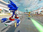 Sonic Free Riders Vidéo multijoueur!