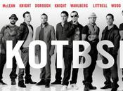 Backstreet Boys Kids Block feront tournée