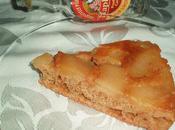 Gâteau canadien pommes sirop d'érable