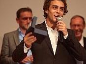 Benjamin Siksou reçoit prix d'interprétation masculine Réunion