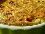 Tartelettes gourmandes poivrons parmesan, crème tomates, ricotta, herbes, gratinées provolone viva Italia