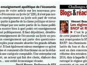 Challenges Pour enseignement apolitique l'économie lycée David Mourey