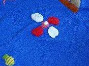 tapis d'éveil tricot