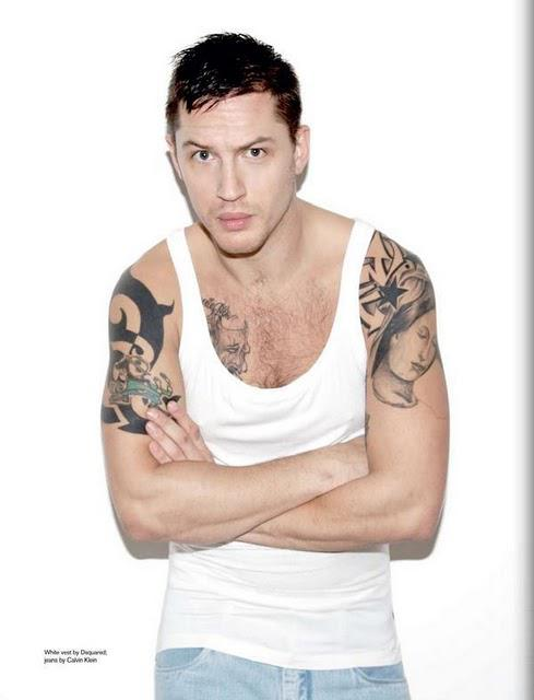 Hot Hot Hot! Tom Hardy l'acteur qui monte!