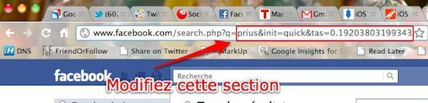 chrome recherche url Google Chrome : comment ajouter vos moteurs de recherche favoris