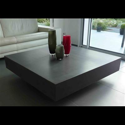 achetez votre table béton design chez ce fabricant de meubles haut ... - Fabricant Meuble Design