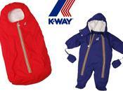 k-way waterproof infant sack overall