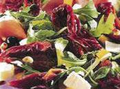 Salade italienne tomates sèchées