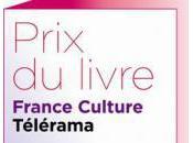 Prix livre France Culture Télérama 2010, sélection