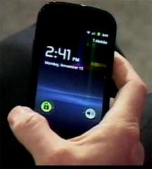 Eric Schmidt confirme l'arrivée du Nexus S...