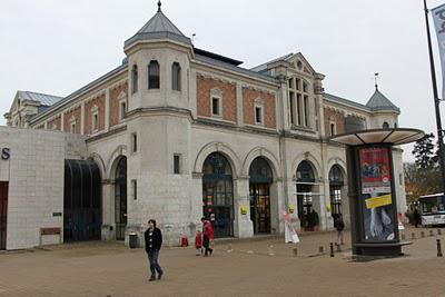 Festival BD de l'automne 2010 : bd BOUM à Blois