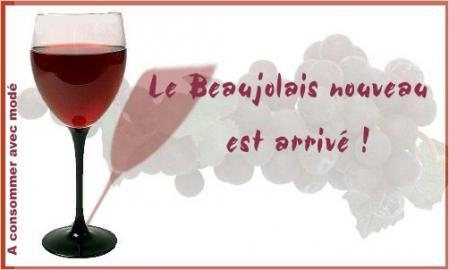 Résultat d'images pour gif animé humour beaujolais nouveau