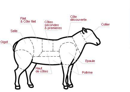Comment d couper le mouton 2 me journ e de f te paperblog - Comment cuisiner la cervelle d agneau ...