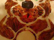 "Gâteau ""petit ours"""