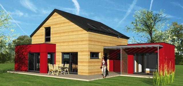 Le concept des maisons bois bbc pop de domeco paperblog for Casette legno romania