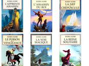 L'Assasin Royal, tomes Robin Hobb