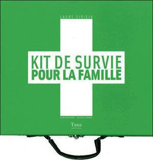 Une idée de cadeau pour survivre en famille !