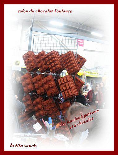 Ma visite au salon du chocolat de toulouse partie 1 paperblog - Salon du modelisme toulouse ...
