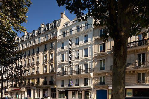 H tel marais bastille au c ur du marais paperblog for Hotel boulevard richard lenoir paris