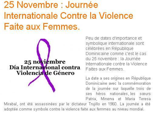 journ e internationale contre la violence faite aux femmes d couvrir. Black Bedroom Furniture Sets. Home Design Ideas