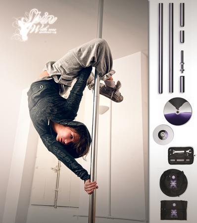 acheter une barre de pole dance trouvez le meilleur prix sur voir avant d 39 acheter. Black Bedroom Furniture Sets. Home Design Ideas