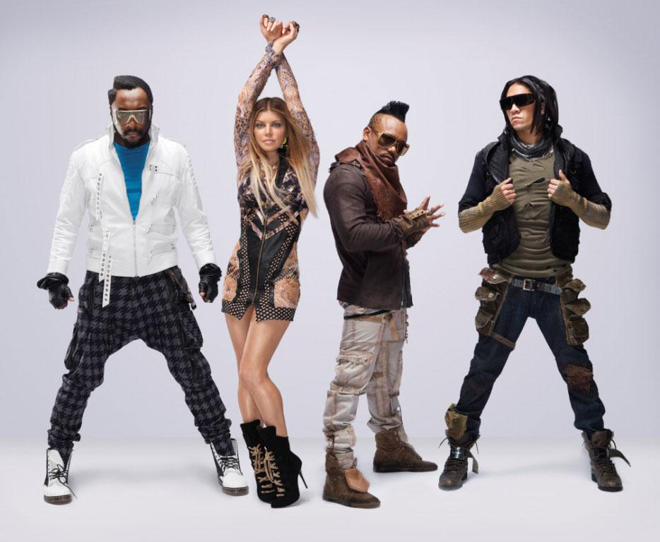 black eyed peas nouveau clip black eyed peas the time dirty bit ...