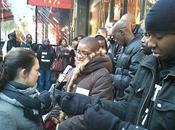 "Action Collectif ""Boycott Guerlain"" 27/11/2010"