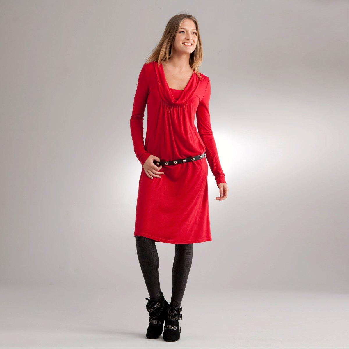 Du rouge pour mettre un peu de couleur dans nos looks d - La redoute annuler une commande ...