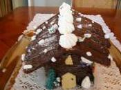 maison sous neige