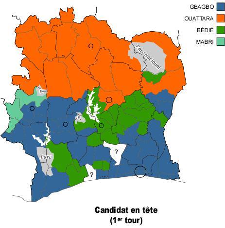 Elections en Côte d'Ivoire : les lieux de la politique et les lieux de la violence