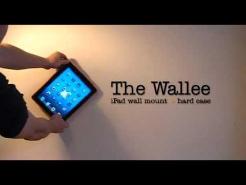 accrochez votre ipad au mur avec wallee paperblog. Black Bedroom Furniture Sets. Home Design Ideas