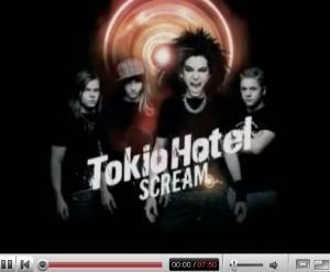 Tokio hotel, album anglais