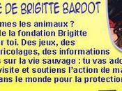 Fondation Brigitte Bardot: Abonnez gratuitement votre enfant l'Info Journal Junior.