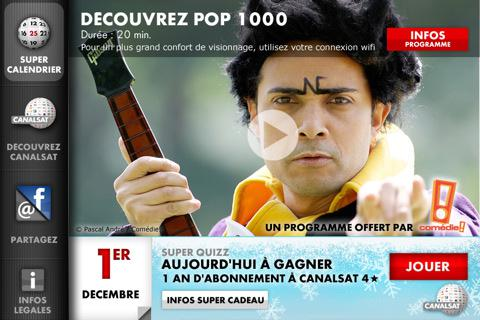 Canalsat a aussi son appli iphone ipod touch ipad sp cial - Chaine cuisine canalsat ...