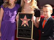 Reese Witherspoon reçoit étoile Hollywood Walk Fame