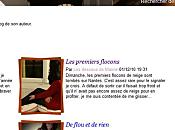 Dernière Mode, site blogueuses mode.