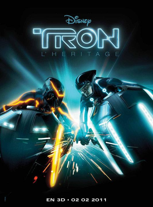 Tron l'héritage film streaming