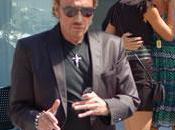 Johnny Hallyday retour scène Montpellier (VIDEO)